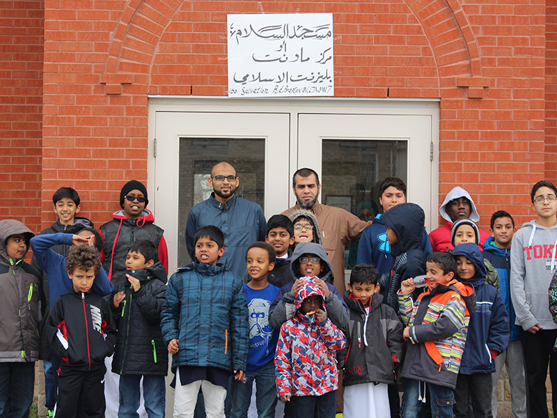 Workshops for teaching the Qur'an for kids