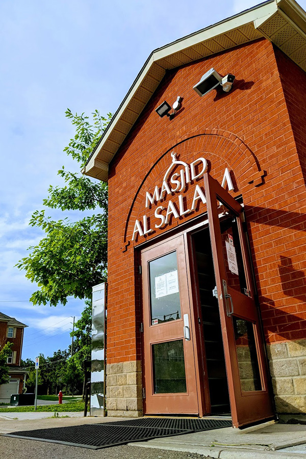 mount pleasant islamic centre Brampton