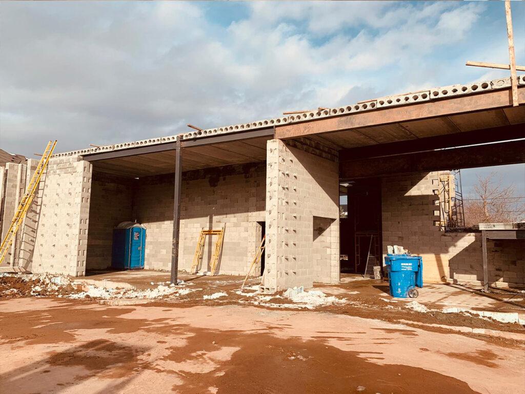 masjid al salam expansion project 6